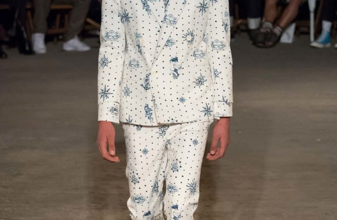 Коллекция весна-лето 2016 Alexander McQueen