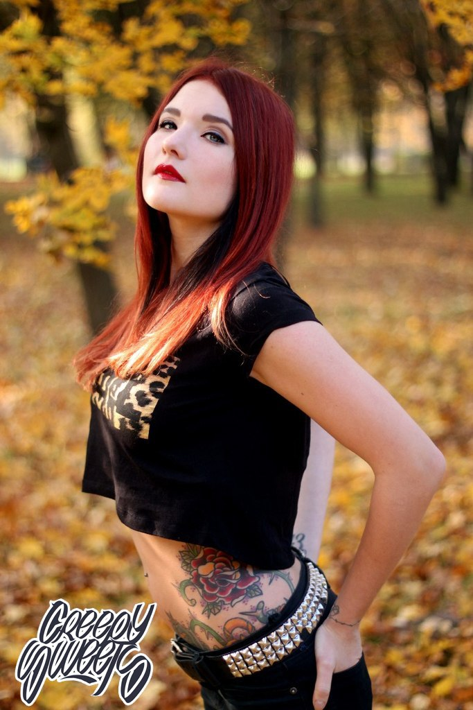 Маша Фео - артистка цирка