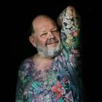 Австралийский учитель завещал свои татуировки Сиднейскому национальному музею