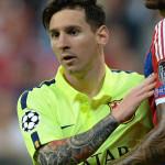 На обложке FIFA 16 Лионель Месси появится без татуировок