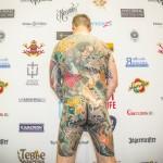Лучшие татуировки по версии Moscow Tattoo Week 2015