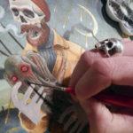 Дерек Ноббс – влюблённый в море художник