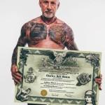 В США появилась официальная возможность сохранить свои татуировки после смерти