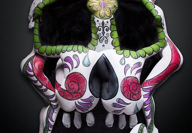 Rene Rodriguez - сахарный череп