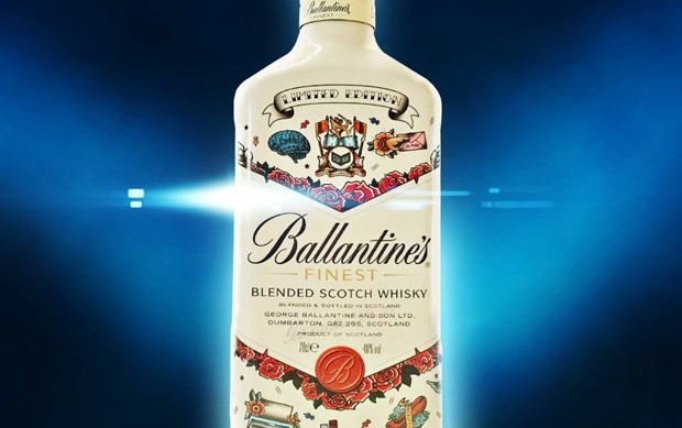Ballantine's Tattoo Edition