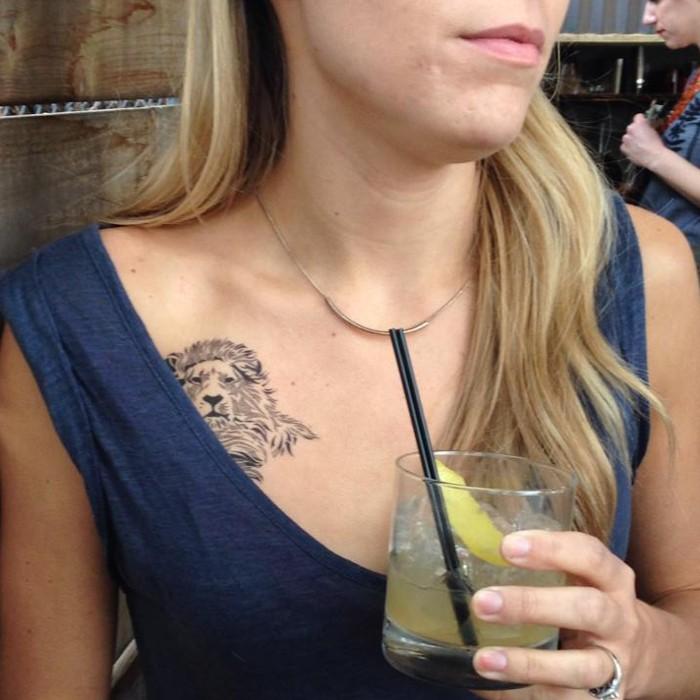 временная татуировка - momentary ink