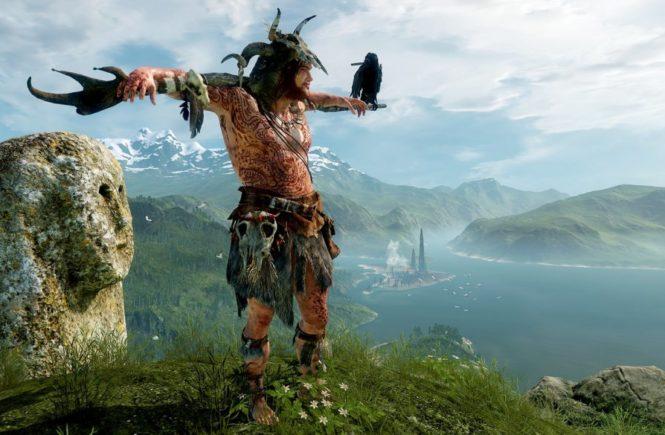 шаман из игры Wild