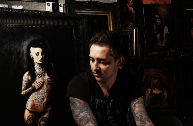 художник Chris Guest