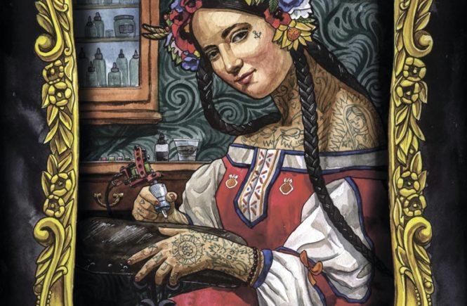 Фестиваль татуировки в Краснодаре 2016