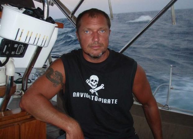 путешественник Сергей Морозов