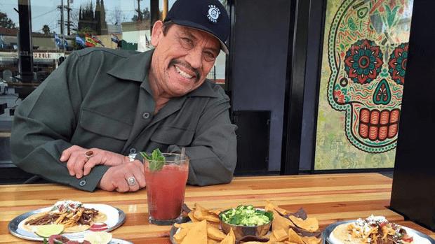 Дэнни Трехо открыл собственный ресторан