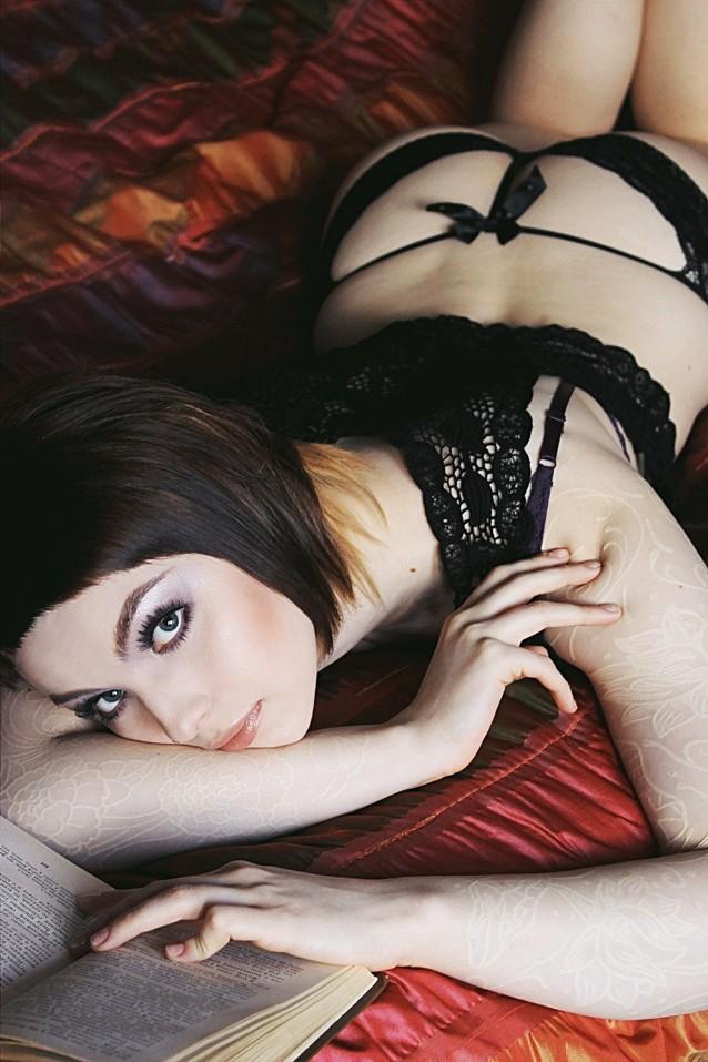 фотомодель Наталья Karanlit