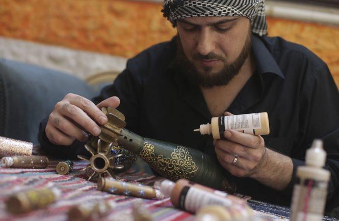 сирийских орнамент