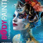 10-12 июня 2016 чемпионат по Боди-Арту на 14-м фестивале татуировки в Санкт-Петербурге