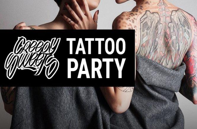 23.04.2016 - Creepy Sweets tattoo-party