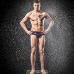 Британский пловец отстранён от соревнований по причине наличия у него татуировки