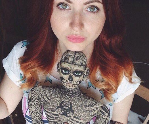 Кристина Целыковская и куклы Rock-n-Doll