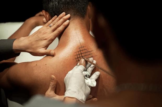 магические татуировки «сак-янт»