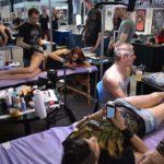 Фото: моменты 8-й московской международной тату-конвенции 2016