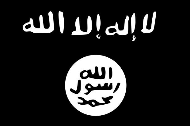 флаг: исламское государство (игил)