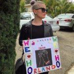 Стрельба в Орландо и татуировка Келли Осборн
