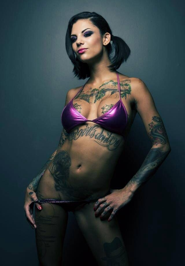 Tattoos porn with girls