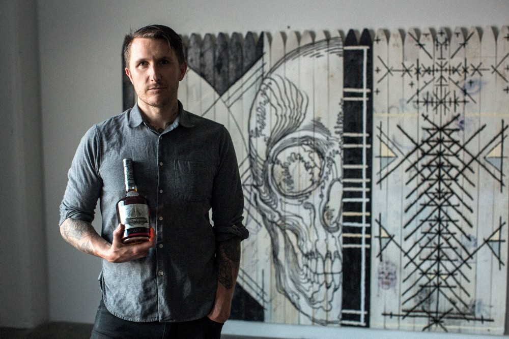 >Hennessy Very Special Limited Edition & Scott Campbell