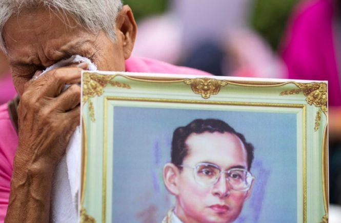 Пхумипон Адульядет - король Таиланда
