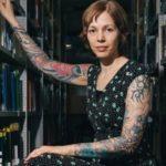 Покажи нам свою татуировку и получи в библиотеке нужную тебе книгу