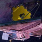 Татуированное посвящение телескопу Джеймса Вебба