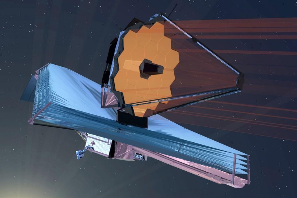 космический телескоп джеймса вебба