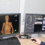 Две мумии из Эрмитажа были просканированы в томографе