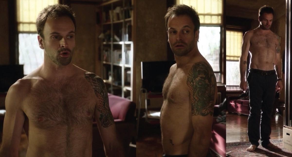 шерлок холмс в татуировках