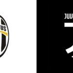 Новый логотип футбольного клуба «Ювентус»
