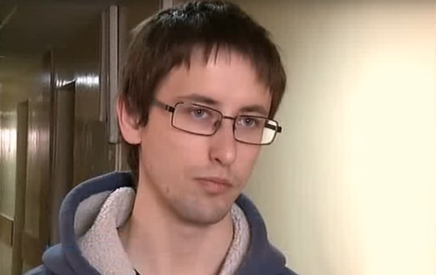 Николай Архипушкин, Архангельск, потерпевший