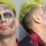 Татуированный Джокер напугал жителей американской глубинки