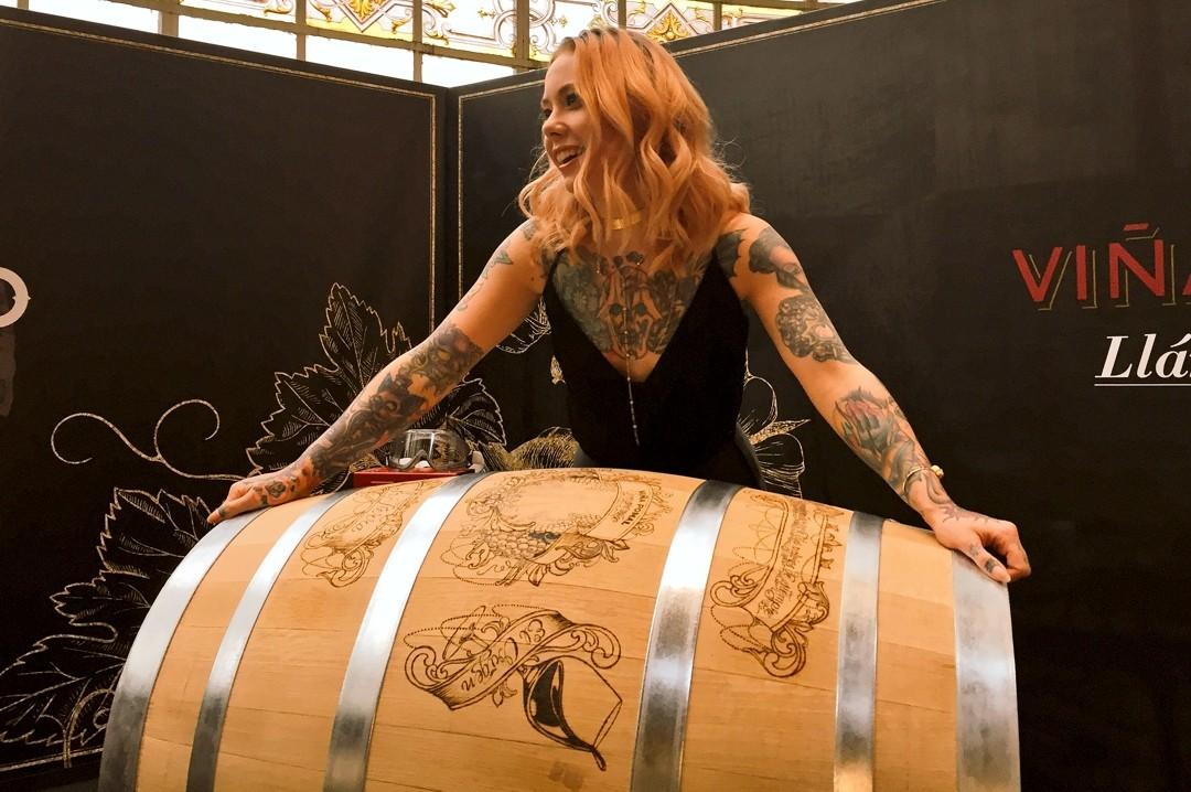 вино, бочки, испания, выжигатель, роспись, megan massacre