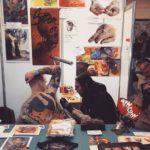 Гиперреализм: татуированные руки, как основной объект творчества