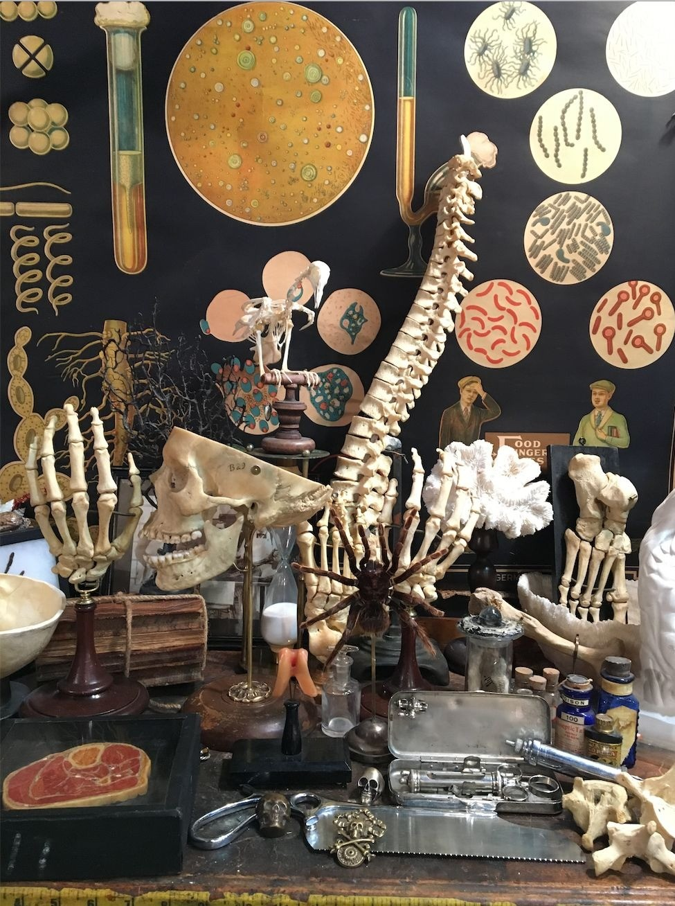 Oddities Flea Market - Самый Странный Блошиный Рынок