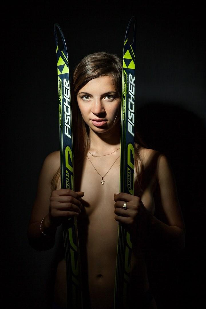 лыжня россии, варвара прохорова, лыжные гонки, спонсорская поддержка, лыжница