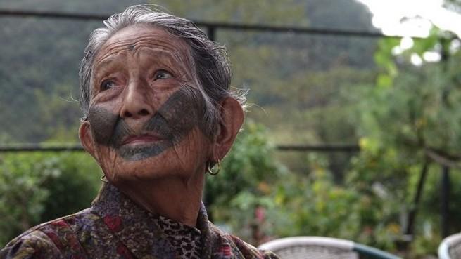 атаял, тайвань, традиционная татуировка