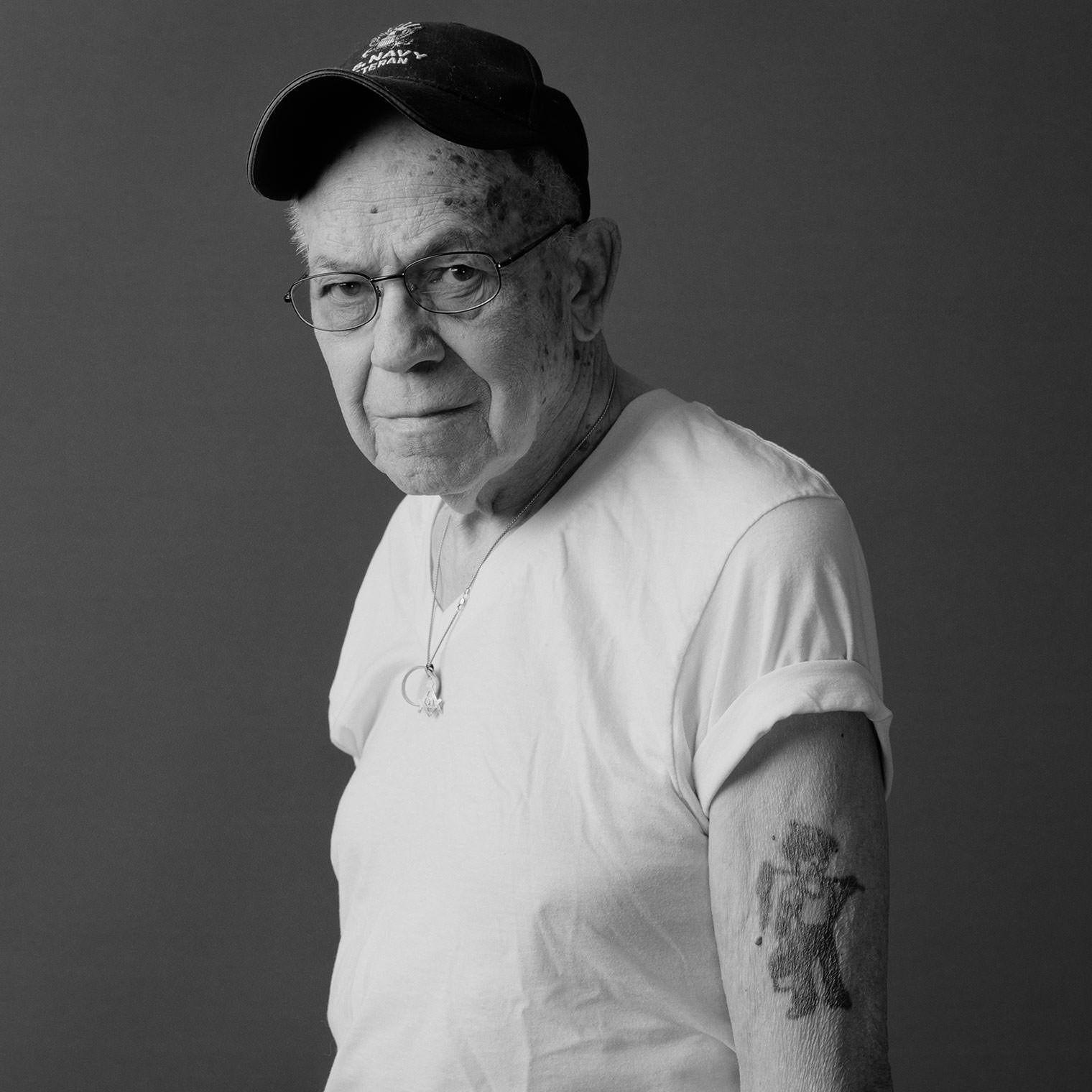 Ancient Ink, Марк Перротт, фотограф, фотопортрет
