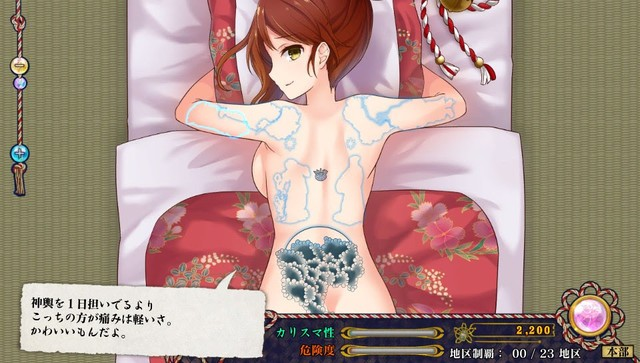 ирезуми, Tokyo Tattoo Girls, PlayStation Vita, NIS America, Токио
