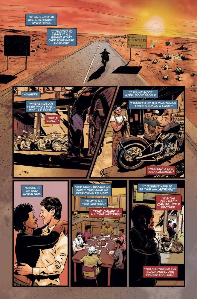 Джон Шнепп, Jon Schnepp, комиксы, Repentless, Slayer