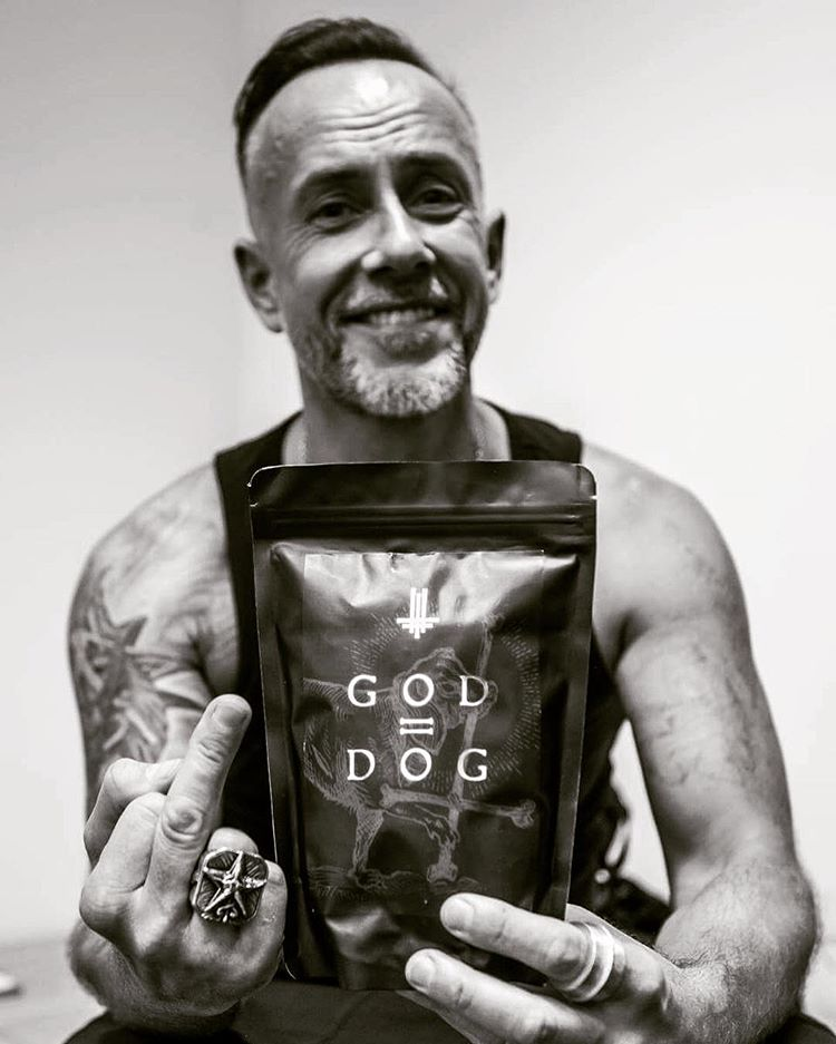 God=Dog, еда для собак, Behemoth, Адам Дарский, Нергал, Nergal, Adam Darski, блэк-метал
