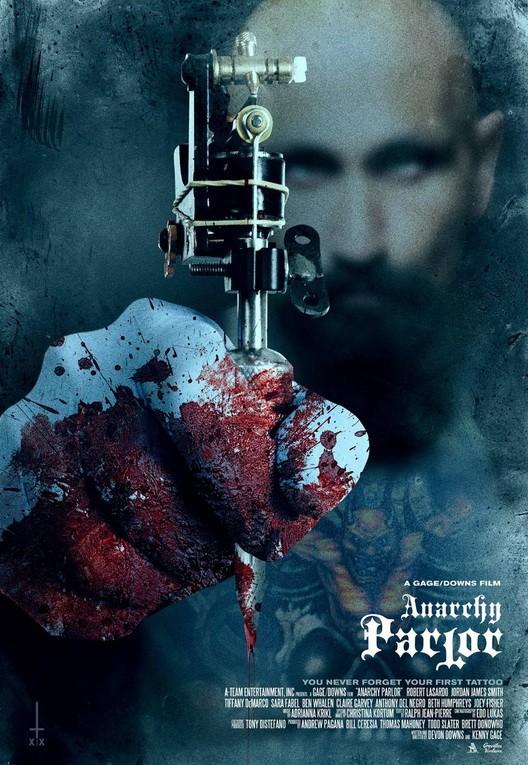 триллер, фильмы ужасов, хоррор, роберт ласардо, Кабинет, Anarchy Parlor