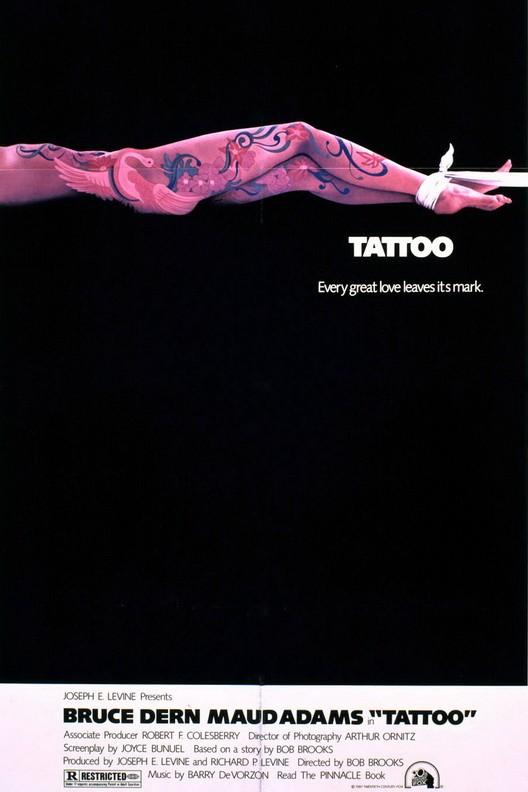 триллер, фильмы ужасов, хоррор, Тату, Tattoo