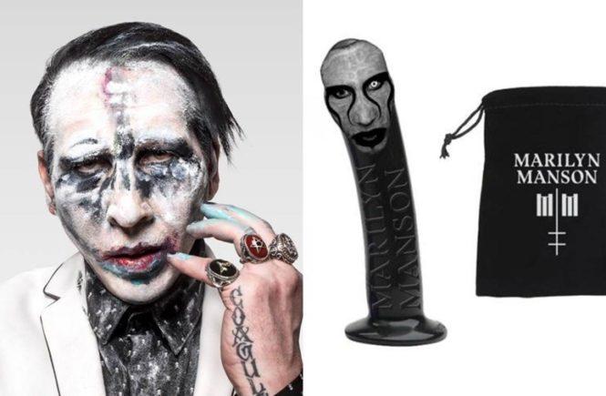 Мэрилин Мэнсон, Marilyn Manson, сувенирная продукция, портрет музыканта, присоска, гипоаллергенные краски, 125 долларов