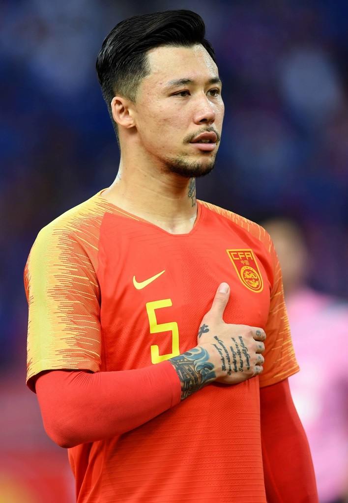 Кубок Азии по футболу, Джастин Бибер, GAI, Чжан Липенг, запрет на татуировки, китайская сборная по футболу, Hunan TV