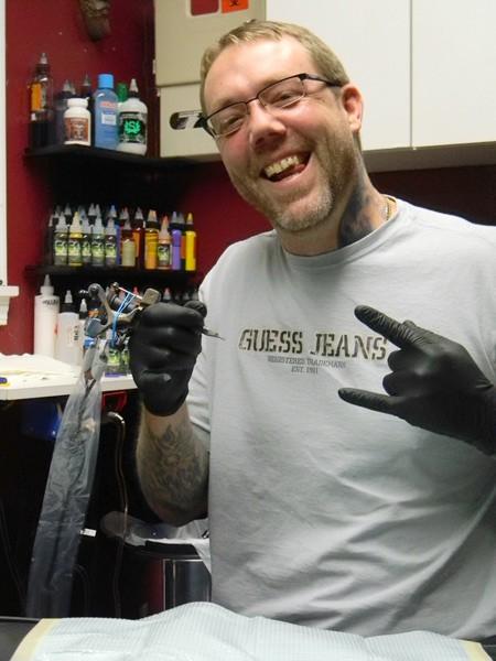Миннесота, Индиана, запрет на татуировку, запрет открывать тату-бизнес, Саут-Бенд